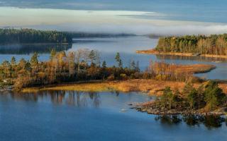 Ладожское озеро (26 фото)