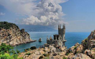 Ласточкино гнездо — визитная карточка Крыма