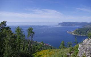 Озеро Байкал  (40 фото) — голубой алмаз России