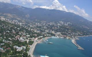 Ялта – жемчужина Крыма. Обзор достопримечательностей с фото
