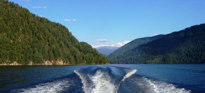 Телецкое озеро (21 фото)