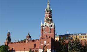 Спасская башня – парадные ворота кремля