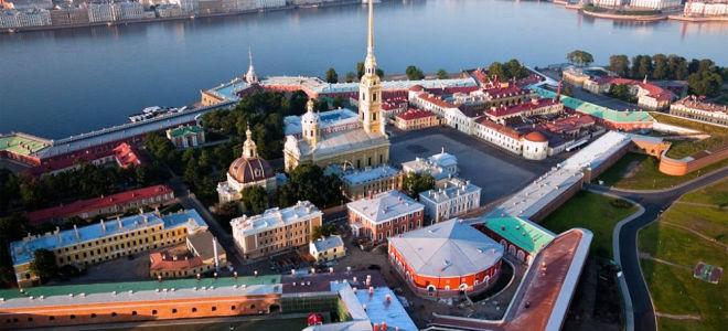 Петропавловская крепость (25 фото)