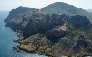 Карадагский заповедник – Крым (20 фото)