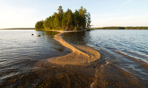 Онежское озеро (15 фото)