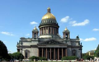 Исаакиевский собор (35 фото)