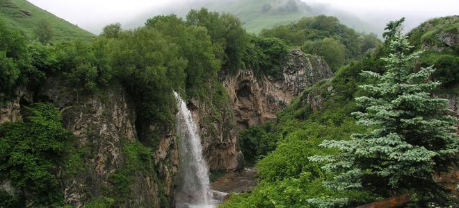 Медовые водопады (27 фото)