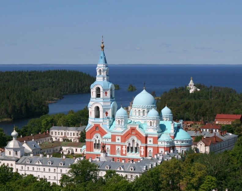фото Спасо-Преображенский монастырь
