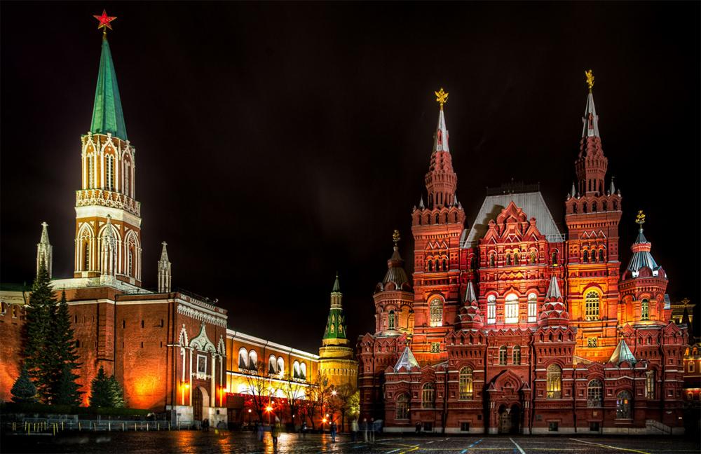 Государственный музей во всей красе