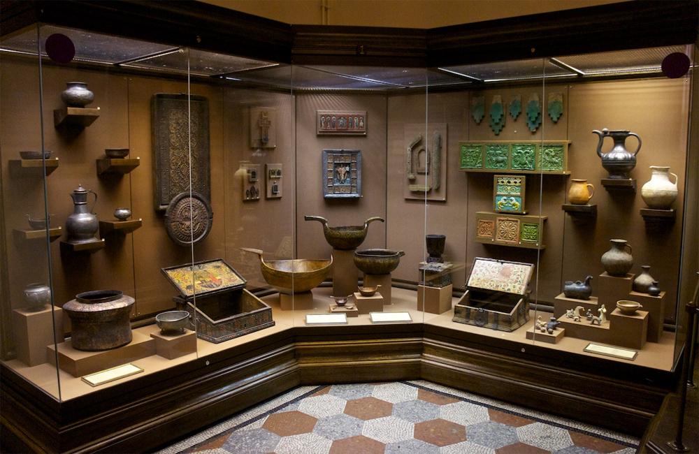 фото экспозиции древняя Русь