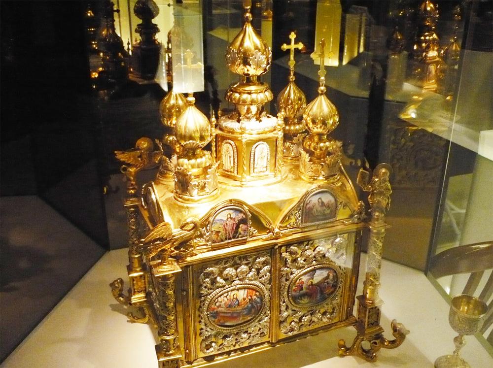 царские сокровища