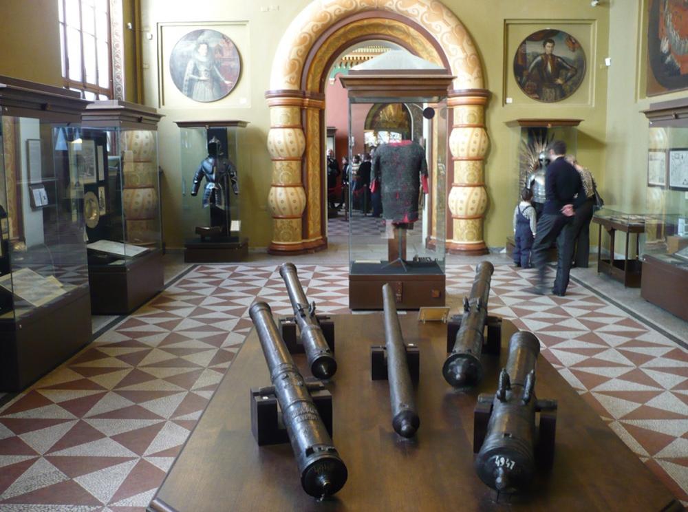 литые пушки русских войнов
