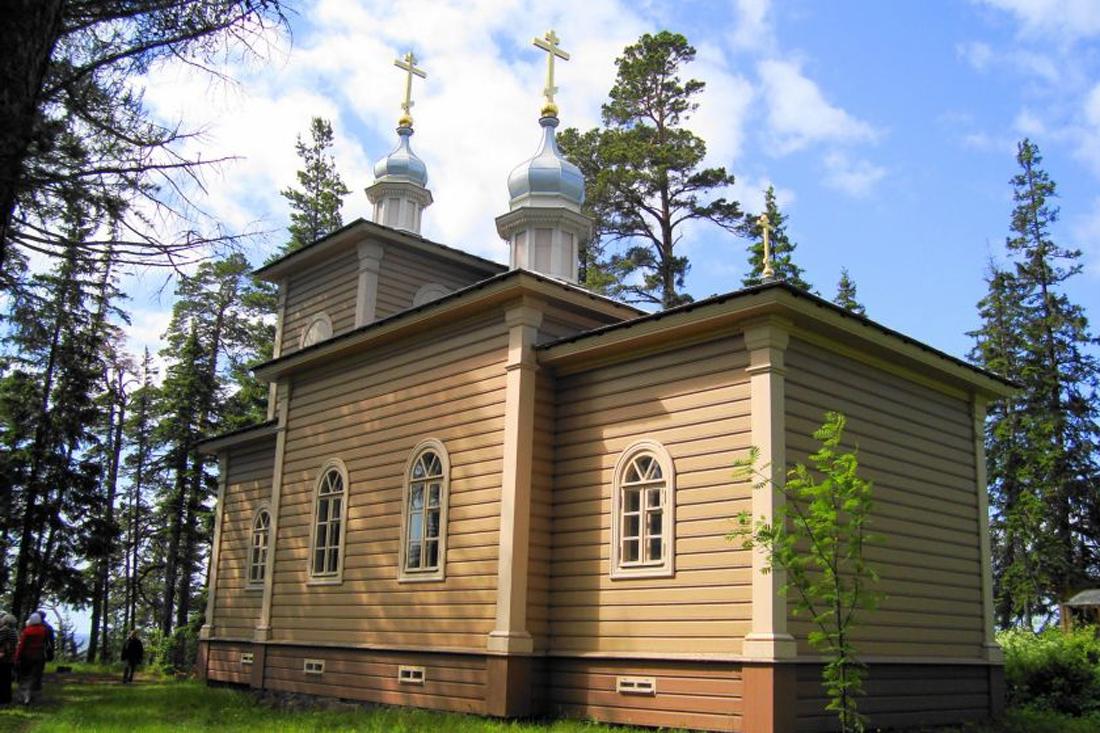 Скит Александра Свирского