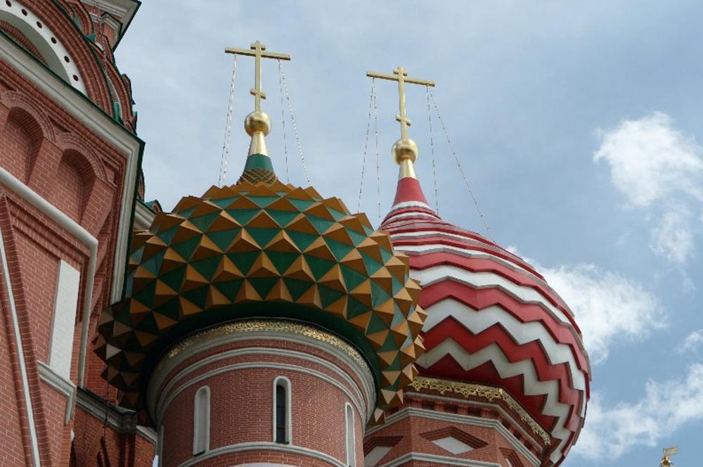 резной купол
