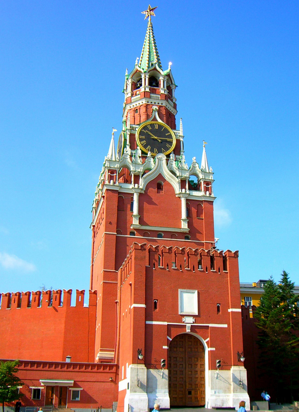 фото башня кремля
