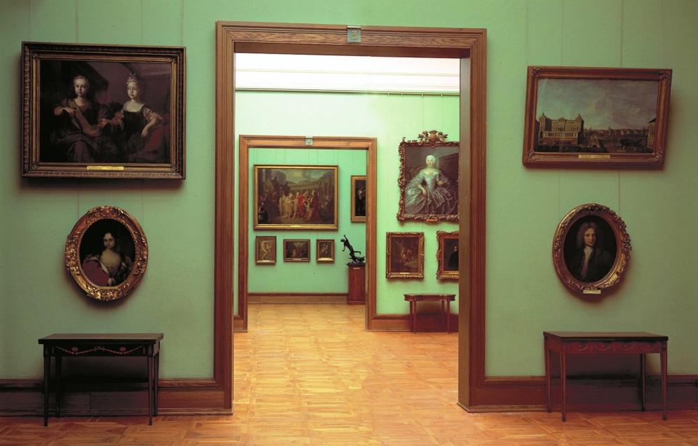 Третьяковская галерея 5