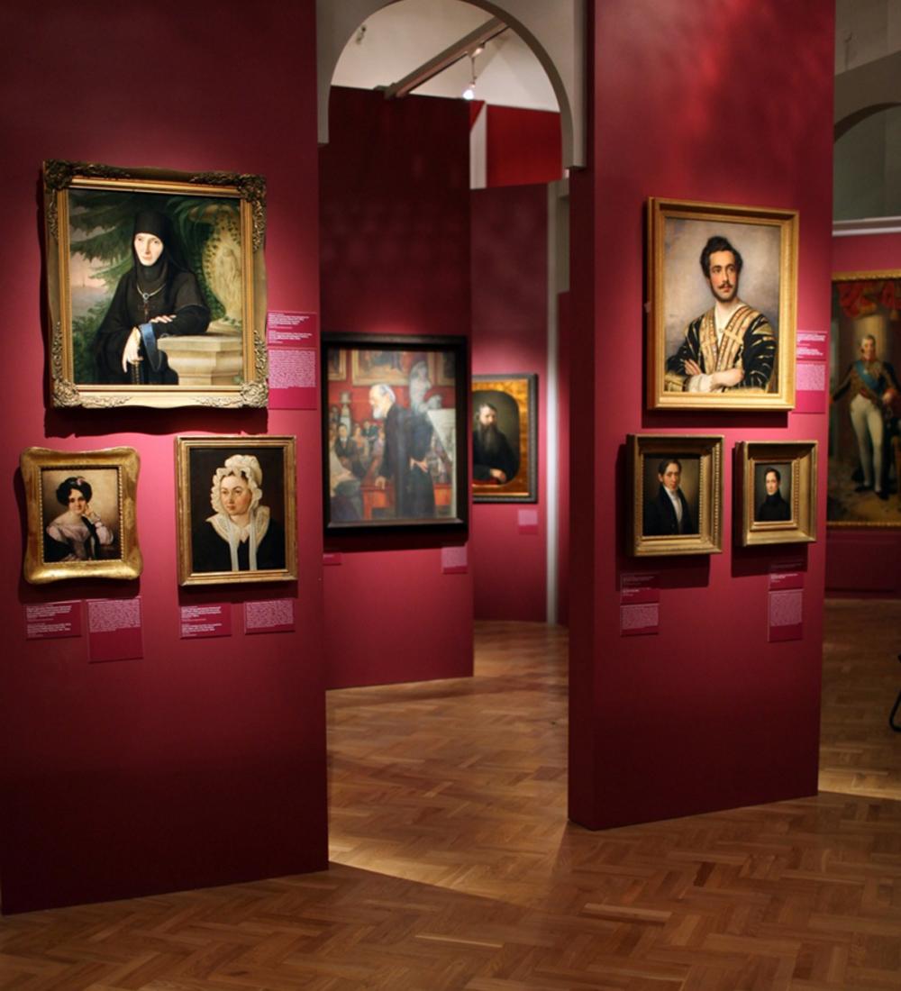 Третьяковская галерея 6