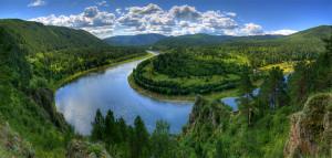 красоты Сибири