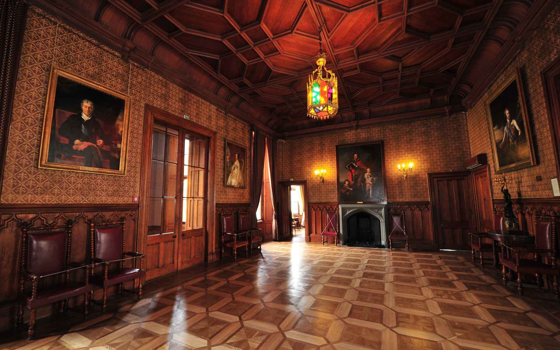 помещение дворца