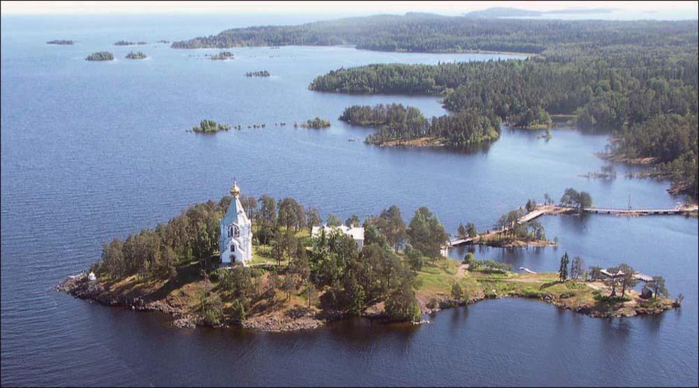остров Валаам на Ладоге
