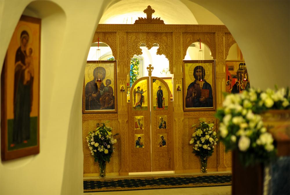 иконы монастыря Донского
