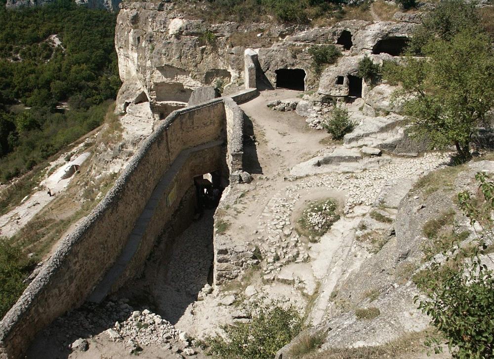 Пещерный монастырь под Судаком 23