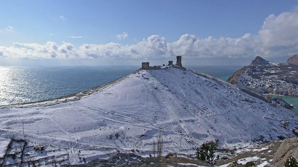Генуэзская крепость 14