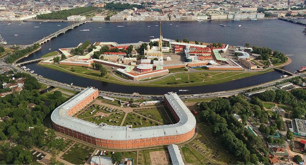 Петропавловская крепость 11