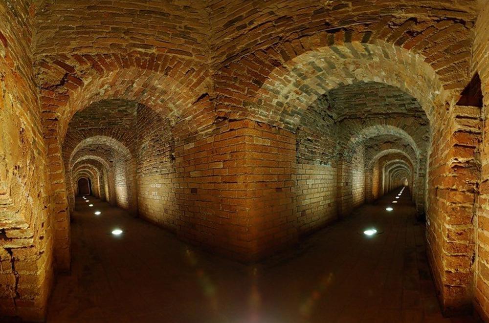 глубокие туннели