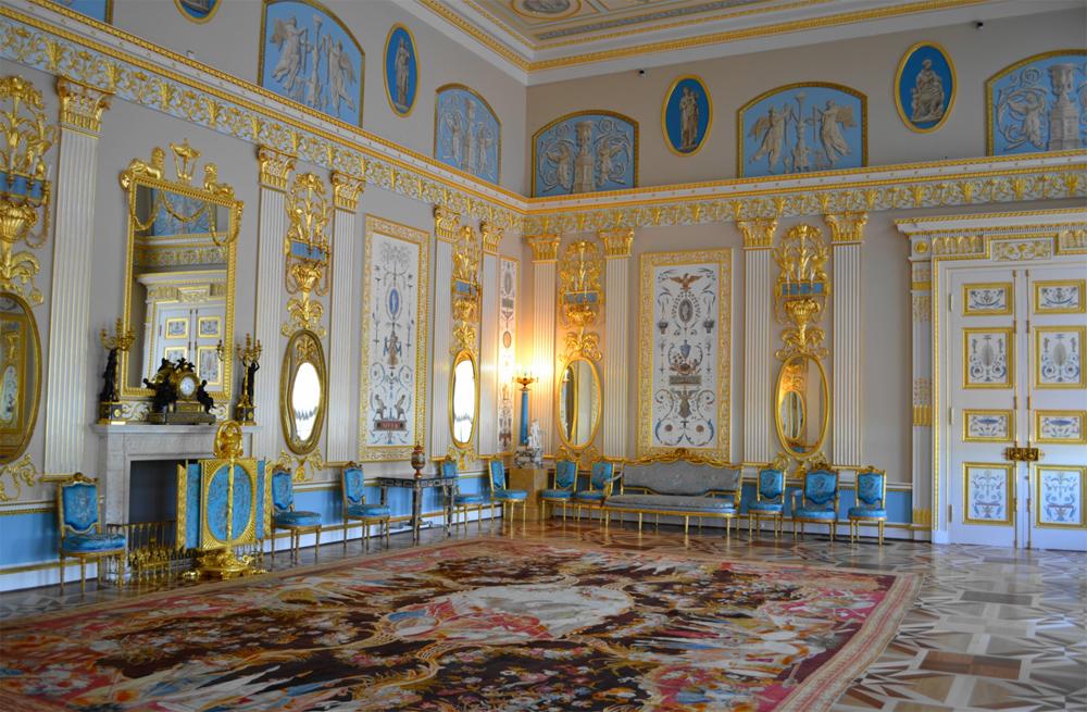 поистине царская комната