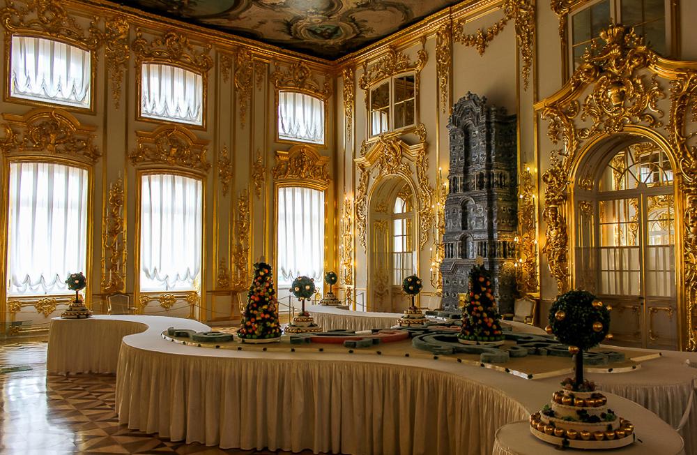 царский стол