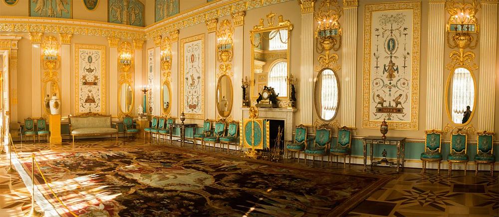 Арабский зал во дворце Екатерины