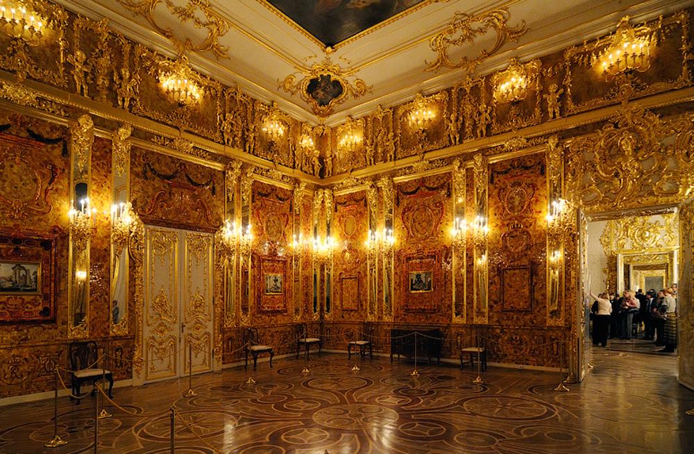 комната достойная императрицы