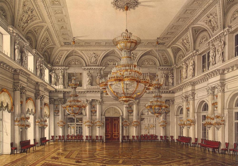 бальный зал Зимнего