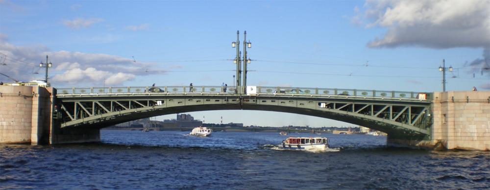 высота моста