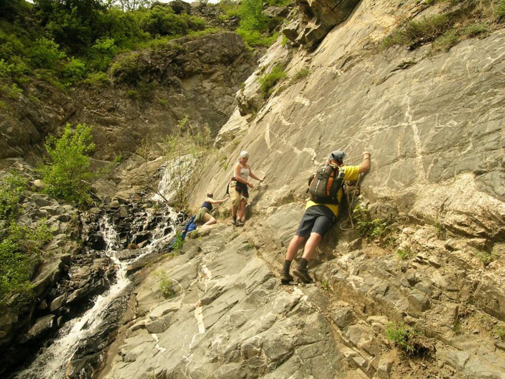 Подход к водопаду