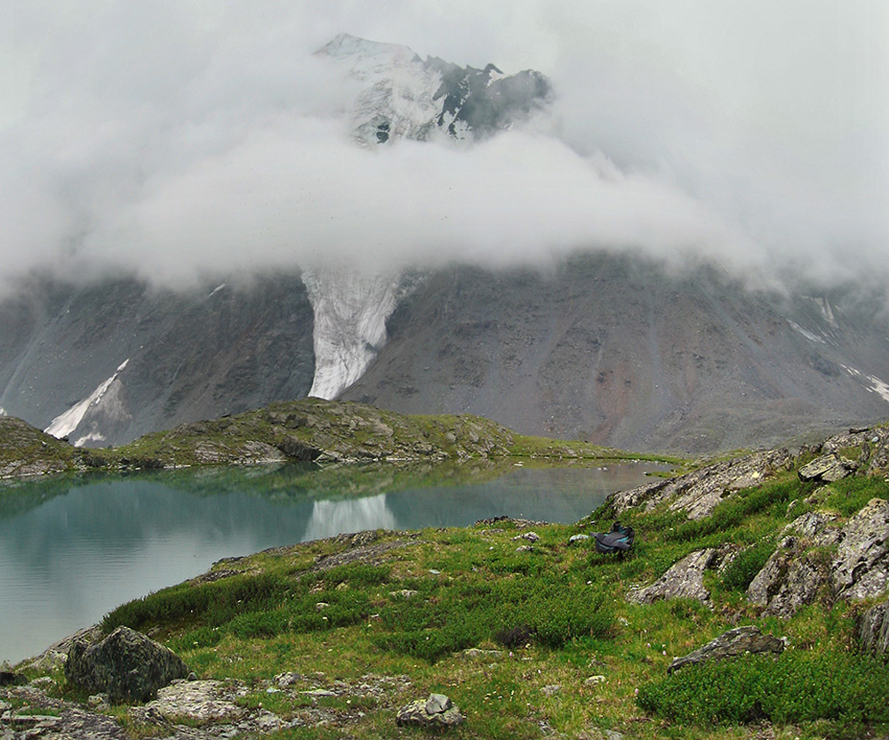 Тучи над озерами