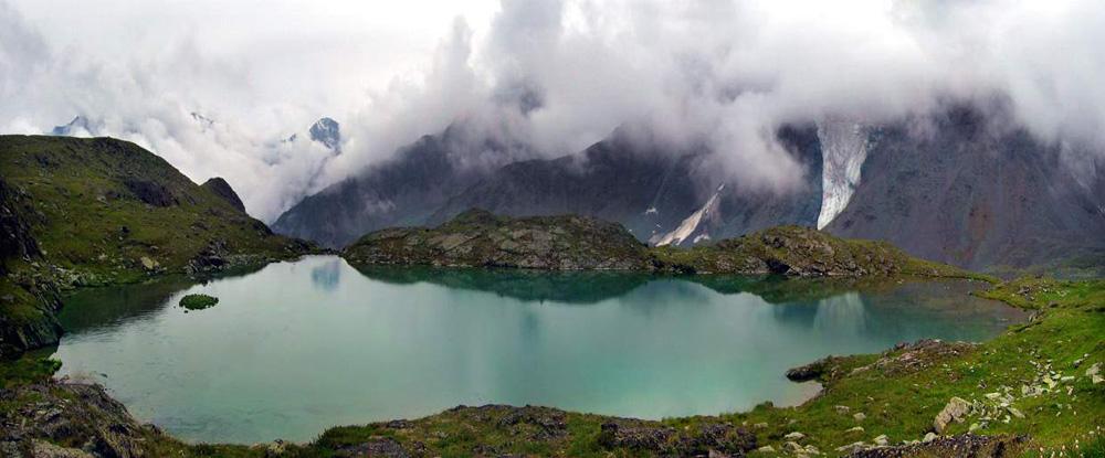 Осень в долине семи озер