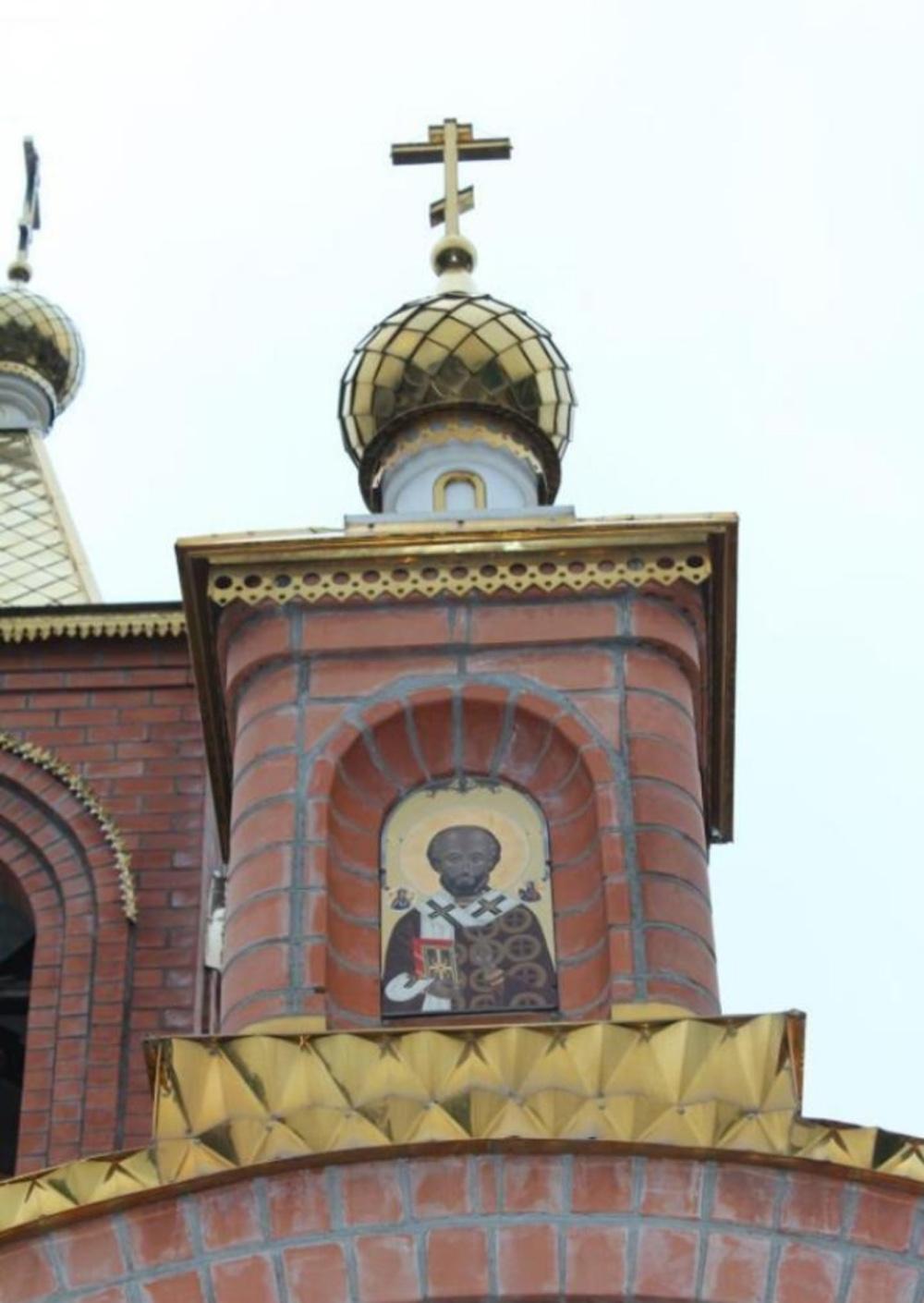 Минеральные Воды Церковь Николая Чудотворца