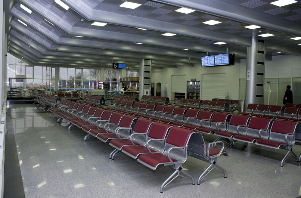 терминал внутри