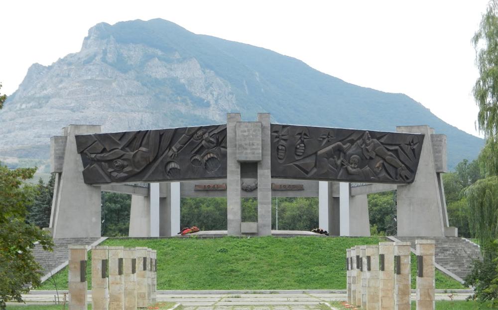 Минеральные Воды памятник защитникам