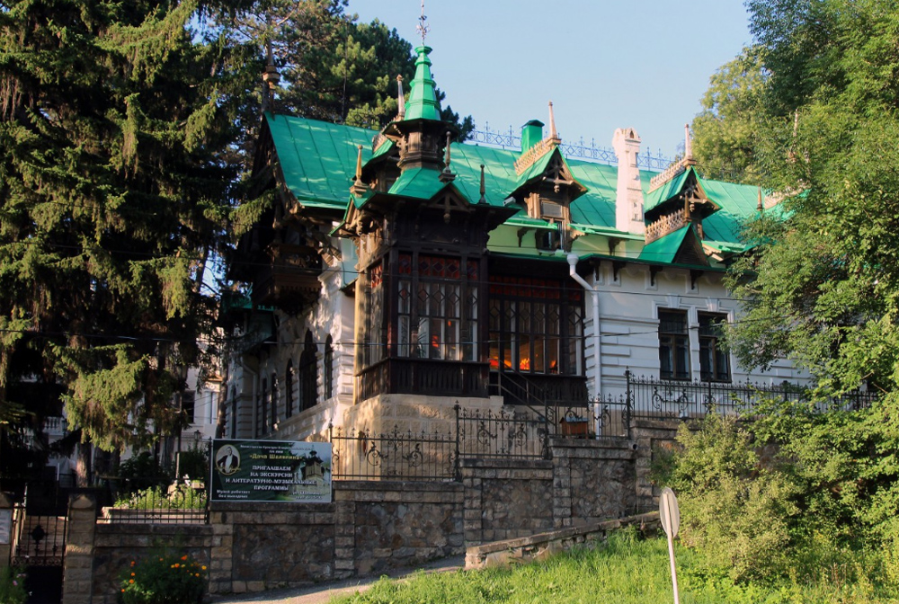 дача Шаляпина в Кисловодске