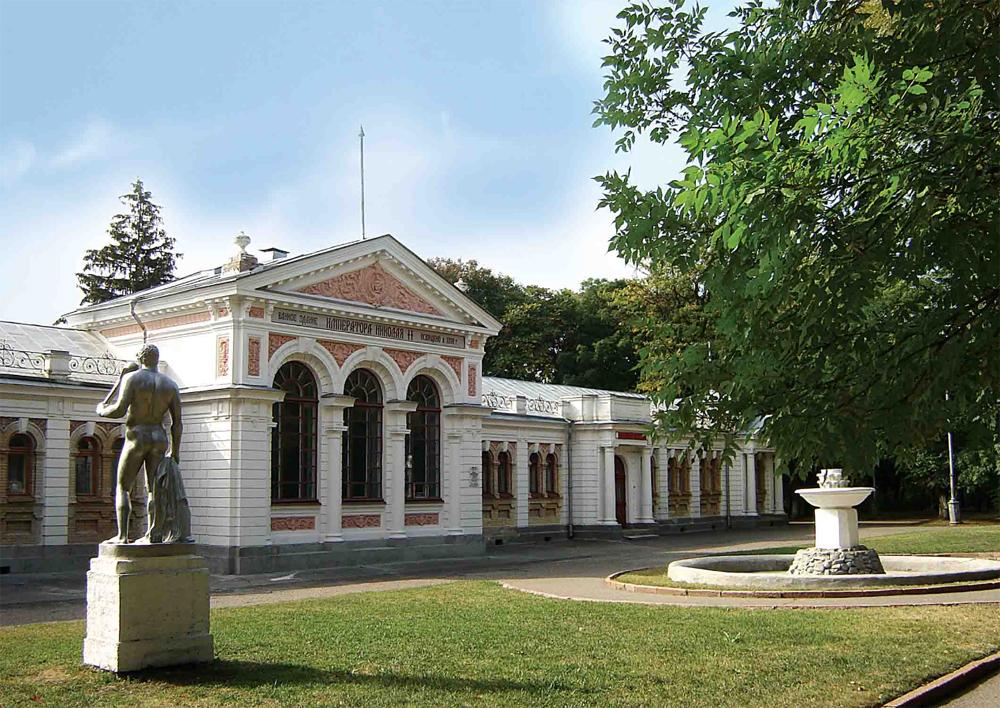 Ванны императора Николая II