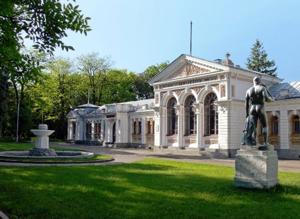 Ессентуки Ванны императора Николая II