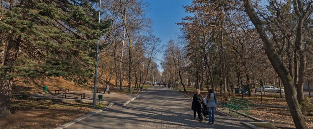 Лечебный парк