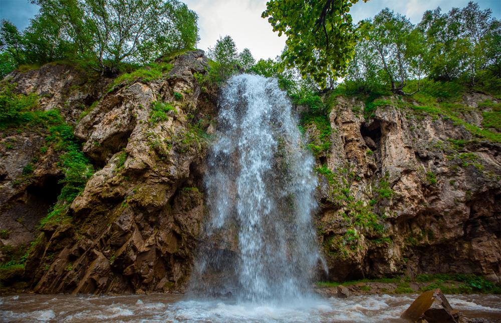 Основной водопад