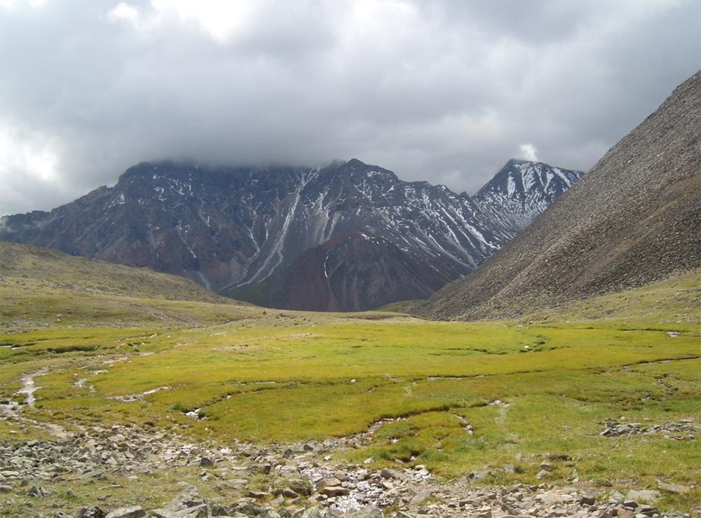 Долина Шумак