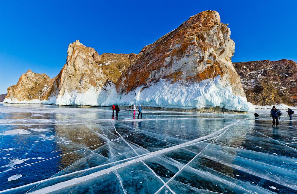 байкал озеро картинка