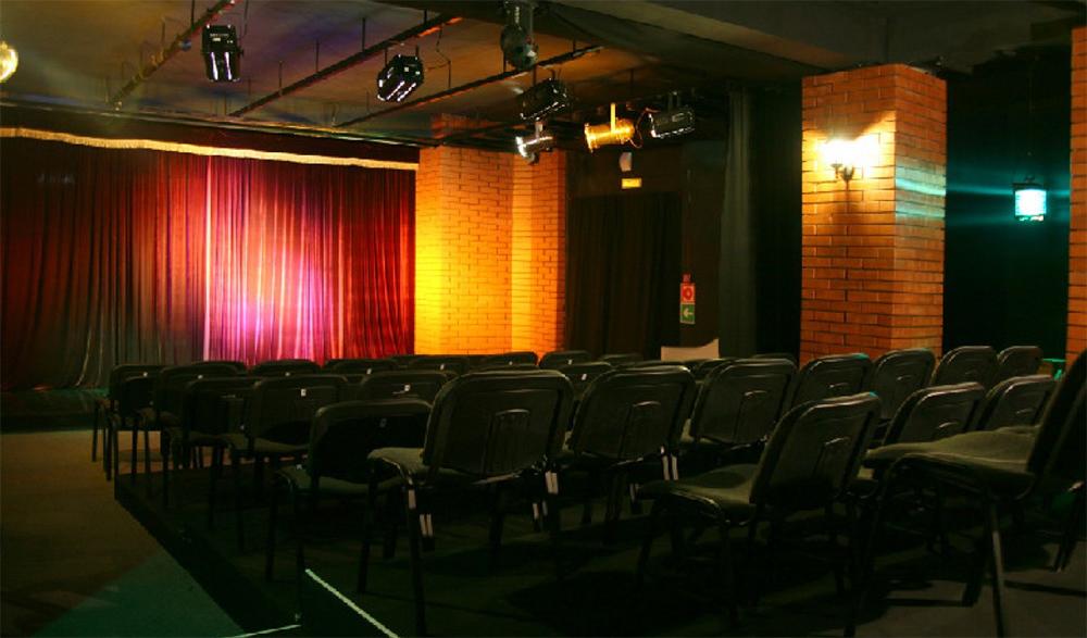 сцена театр юного зрителя